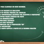 10 Útiles consejos para elaborar con éxito un resumen