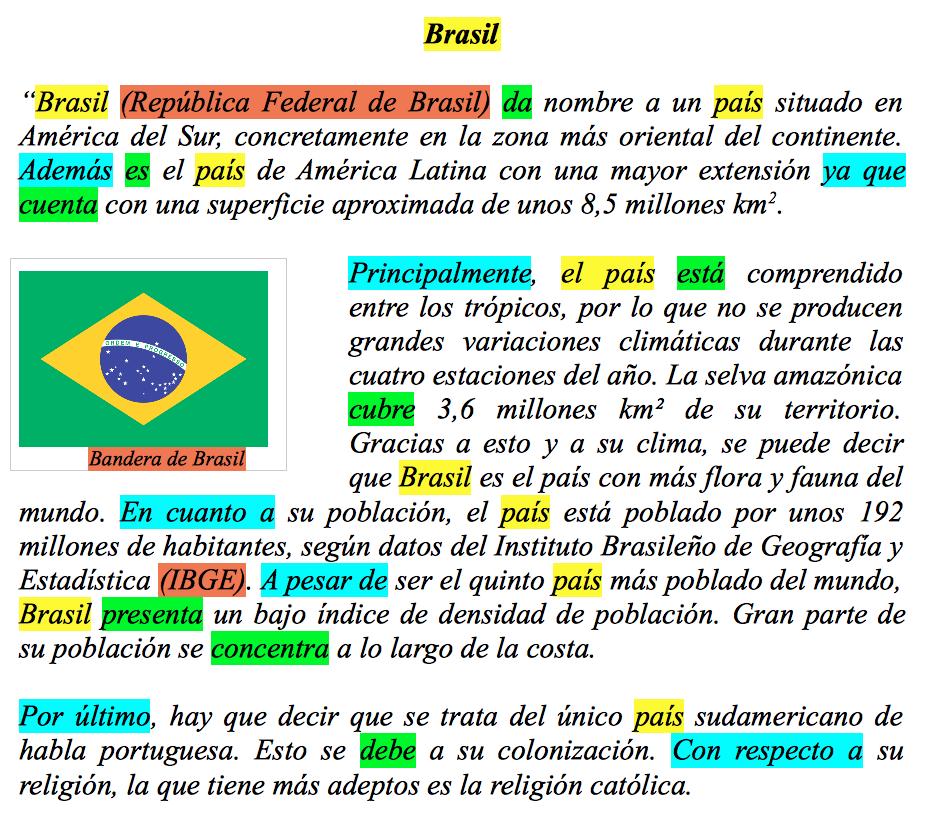 Ejemplo De Texto Expositivo Básico