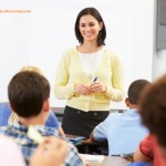 5 Posiciones básicas del profesor en el aula