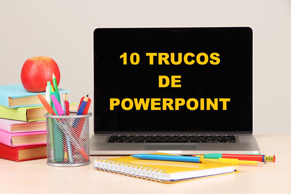 10 trucos geniales de diseño para realizar un powerpoint perfecto