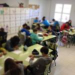 Actividad de aprendizaje cooperativo. Grupos rotativos.