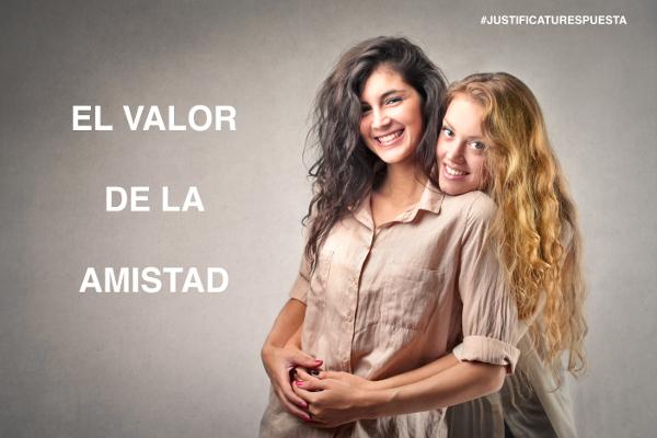 20 Frases Sobre El Valor De La Amistad Para Trabajar Con Tus