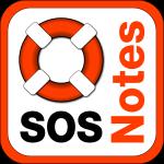 SOS Notes. La aplicación perfecta para tus apuntes