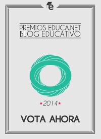 Vota en los premios Educa 2014