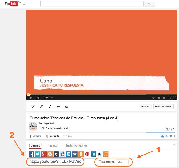 Truco de Youtube