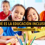 Así enseño a mis alumnos qué es la educación inclusiva