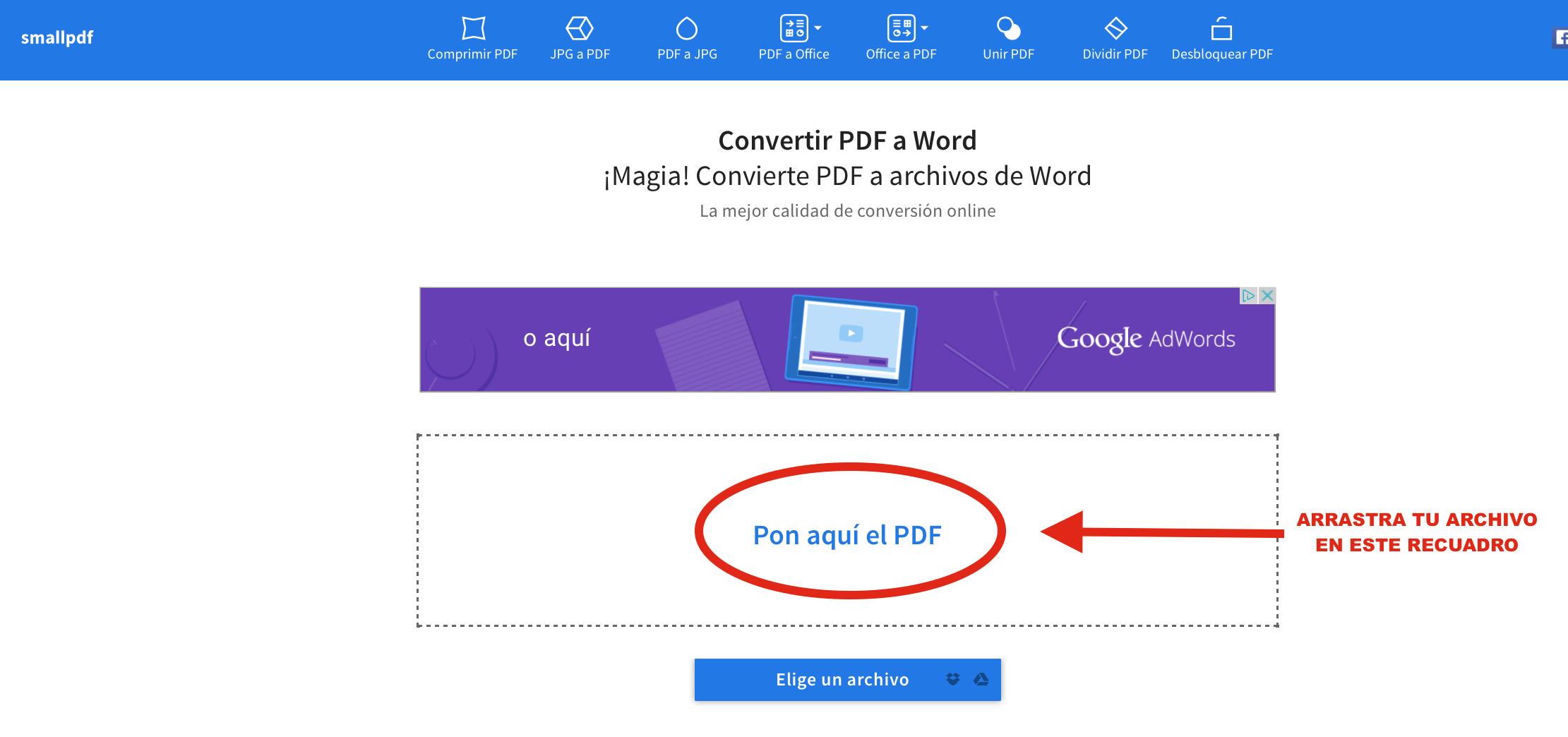 como convertir pdf a word gratis y en segundos   diario de