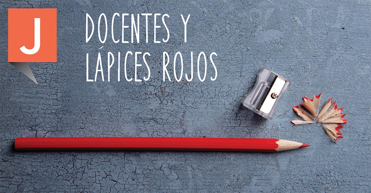La Increíble Historia Del Profesor Que Perdió Su Bolígrafo Rojo