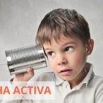 Escucha activa. ¿Qué necesitas para ser un buen oyente?