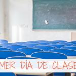 ¿Qué consejos daría a un docente en su primer día de clase?