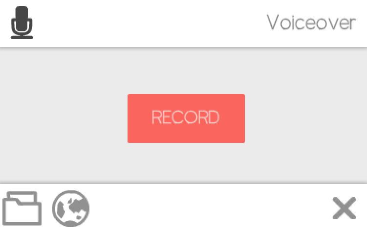 grabar propia voz mp3: