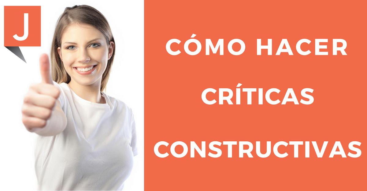 critica constructiva