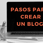 ¿Qué tres elementos necesito para crear mi propio blog?