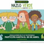 Hazlo verde, un concurso para la concienciación del Medio Ambiente. ¿Te apuntas?