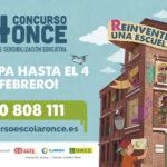34 Concurso ONCE. Por una educación inclusiva