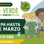 Hazlo verde. Concurso de sensibilización medioambiental. ¿Te apuntas?