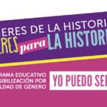 Yo puedo ser… Programa educativo de sensibilización por la igualdad de género y el empoderamiento de los niños y niñas