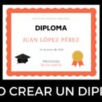 Canva, la herramienta gratuita para crear diplomas para tus alumnos